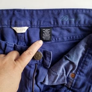 J. Crew Jeans - Toothpick Ankle Skinny Jeans